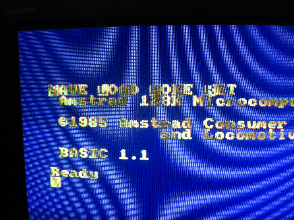 Amstrad Srd400 Manuale pantalla2